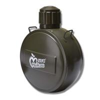 男士登山军壶 户外大容量不锈钢304保温水壶 便携真空旅行运动水壶