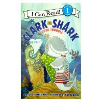 英文原版 Clark the Shark: Tooth Trouble [4-8岁]