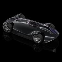 车载香水座式祛异味摆件车内固体香薰精油个性创意跑车装饰用品