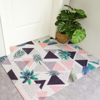 可裁剪地垫门垫地毯进门入户门玄关家用北欧丝圈定制pvc蹭脚垫
