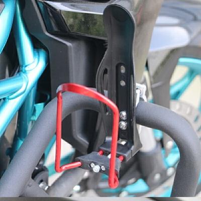 春风摩托车150/250/400/650NK保险杠改装水杯架饮料水壶支架 配件SN3126
