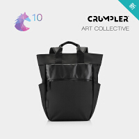 CRUMPLER澳洲小野人ARTCOLLECTIVE通勤/商旅背包休闲双肩电脑包