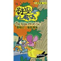 【旧书二手书9成新】鞋垫原则-真相白,猫鼠情缘 贝贝龙 绘 9787533025397 山东美术出版社