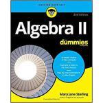 【预订】Algebra II for Dummies 9781119543145