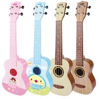 宝丽尤克里里初学者儿童迷你小吉他玩具可弹奏乐器1-3岁男孩女孩a300