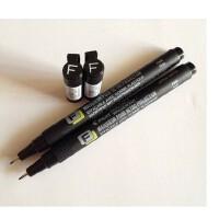 百乐SC-OHF油性投影笔 胶片笔 记号笔 0.4mm不可涂 百乐记号笔(一口价是指一支的价格)