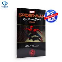 现货 蜘蛛侠英雄远征 前奏漫画 Spider-Man: Far From Home Prelude英文原版漫画漫威周边