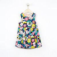 【1件3折�r:75,可�B券】moomoo童�b女童�o袖�B衣裙新款春�b洋�庥』ㄖ写�和�裙子
