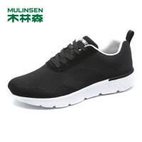 木林森男鞋 2018春夏新款运动休闲鞋 05187612