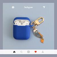 苹果耳机保护套airpods硅胶无线蓝牙开运锦鲤