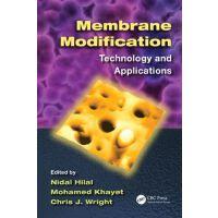 【预订】Membrane Modification 9781439866351