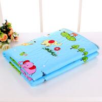 婴儿隔尿垫防水可洗小孩儿童尿不湿床垫棉 中号