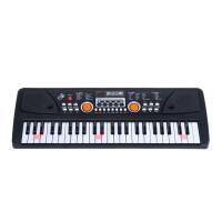 ?响的美多功能电子琴儿童玩具初学入门3-6-12岁女孩玩具49键钢琴?