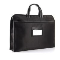 康百 F6984手提文件袋 商务男女多层电脑包会议包 文件包