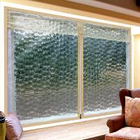 保暖窗帘密封窗户防风冬季卧室加厚保暖帘保温膜挡风防尘塑料门帘4jq