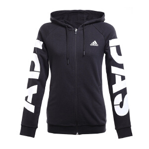 Adidas阿迪达斯 2017新款女子运动训练系列休闲夹克外套 BS3227/BS3228/BS3223