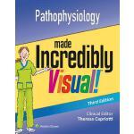 【预订】Pathophysiology Made Incredibly Visual (Incredibly Easy