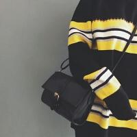 韩版小包包2018秋冬新款女士复古迷你小简约百搭斜跨单肩斜挎包包
