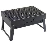 烧烤炉 户外便携 折叠烧烤架 家用木炭 烤肉串炉子