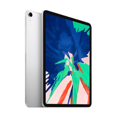 Apple iPad Pro 平板电脑 2018款 11英寸(256G WLAN版/全面屏/A12X芯片/Face ID MTXR2CH/A)银色可使用礼品卡支付 国行正品 全国联保