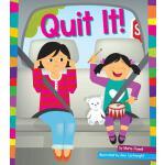 【预订】Quit It!