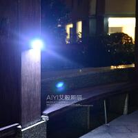 路灯室外防水LED壁灯户外庭院灯 太阳能灯 户外家用人体感应灯