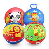 球小皮球儿童篮球幼儿园皮球拍拍球婴儿宝宝球类玩具 抖音