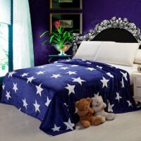 ???法莱绒毛毯加厚床单单件加绒珊瑚绒被单1.5/1.8m单双人毯子