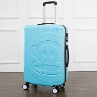 20180510193955855拉杆箱万向轮卡通行李箱20寸登机箱儿童旅行箱24寸学生皮箱男女潮