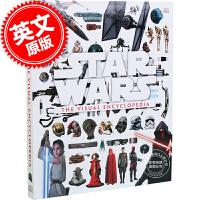 现货 星球大战 视觉百科全书 英文原版 Star Wars: The Visual Encyclopedia 2017