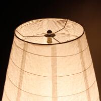 北欧宜家落地灯客厅卧室床头书房欧式立灯台灯简约现代创意纸灯