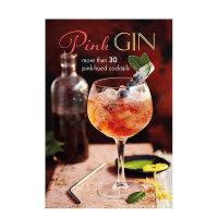 【预订】Pink Gin 粉色杜松子酒:30多种粉色鸡尾酒 琴酒金酒烈酒 英文原版饮酒调酒指南