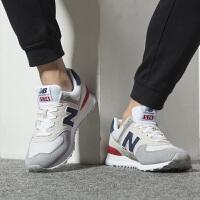 New Balance/NB 男鞋女鞋 运动休闲复古鞋耐磨跑步鞋 ML574UJD