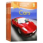 翠鸟分级读物系列L3 英文原版绘本 Kingfisher Readers L3 8册 儿童STEM课外教辅读物 小学百