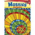 SPARK Mosaics Coloring Book (【按需印刷】)