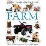 【预订】Ultimate Sticker Book: Farm