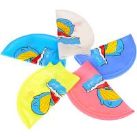 儿童泳帽 儿童游泳帽 卡通泳帽 男童女童通用