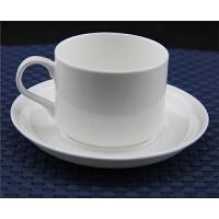 骨瓷�W式�白咖啡杯套�b��s英式�t茶杯�n式咖啡器具