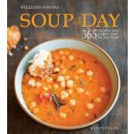 【预订】Soup of the Day (REV Edition): 365 Recipes for Every Da