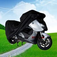 宝马踏板摩托车衣C650GT C600sport C400X evolution大绵羊车罩 3XL