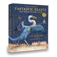 Fantastic Beasts and Where to Find Them: Illustrated Editio