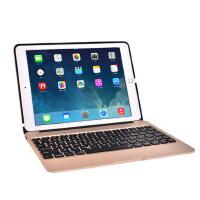 新款iPad pro12.9蓝牙键盘保护套pro9.7英寸苹果iPadair2平板mini4键盘A1 Pro12.9寸