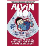 【预订】Alvin Ho: Allergic to Babies, Burglars, and Other Bumps