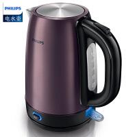 飞利浦(PHILIPS)电热水壶HD9333 电水壶304不锈钢保温防干烧烧水壶 全国联保 特价