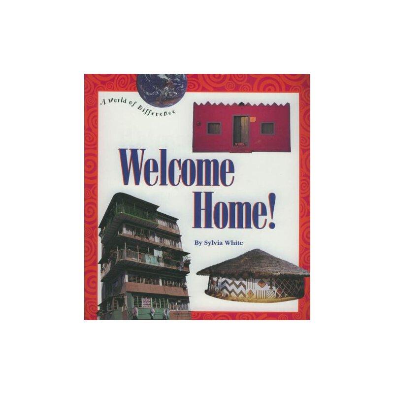 英文原版 welcome home (a world of difference)