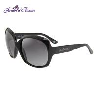 Jardin d'amour太阳镜女款 大框时尚复古偏光镜驾驶眼镜潮墨镜JA3113P