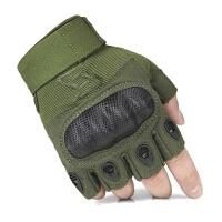 半指手套排汗全指耐磨作战手套 户外装备军迷用品战术手套