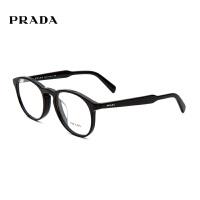 普拉达2016新款近视眼镜 全框板材眼镜架 潮款眼镜框男 VPR19S-F