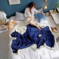 ???双层毛毯被子加厚珊瑚绒毯子冬季保暖床单法兰绒单人双人夏季薄款