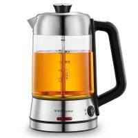 荣事达RS-CH1201蒸汽煮茶器全自动玻璃煮茶壶黑茶普洱蒸茶壶电热水壶304钢
